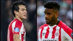 Eredivisie topscorers