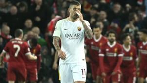 Aleksandr Kolarov Liverpool Roma Champions League