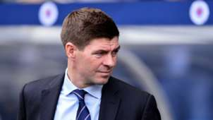Steven Gerrard Rangers 2018-19
