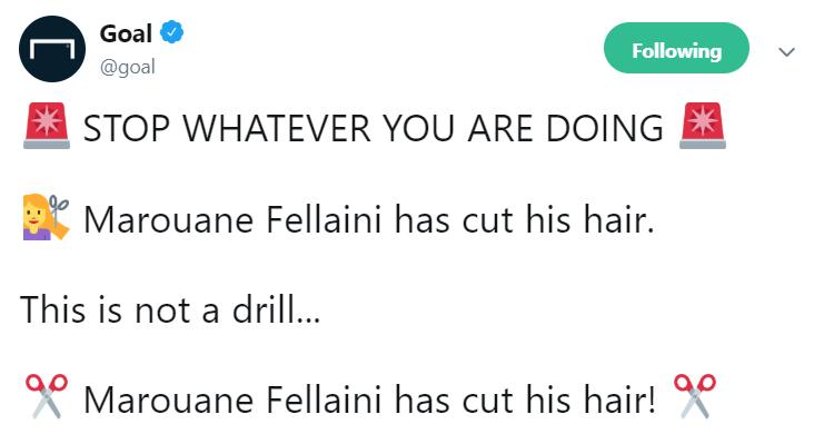 fellaini reaction 3