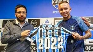 Everton Cebolinha Grêmio 29 08 2018
