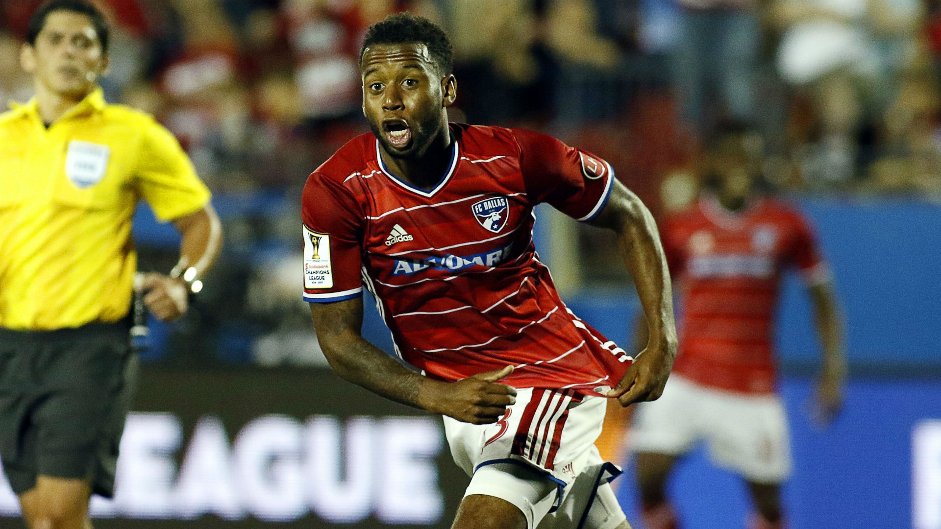 Kellyn Acosta FC Dallas CONCACAF Champions League