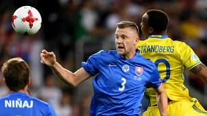Milan Skriniar Slovakia Sweden Under 21