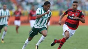 Keno Atletico-GO Palmeiras Brasileirao Serie A 15102017
