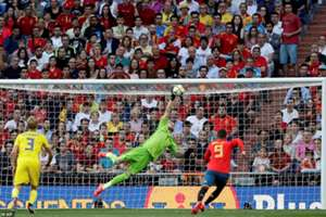Spain Sweden Euro 2020 qualifier