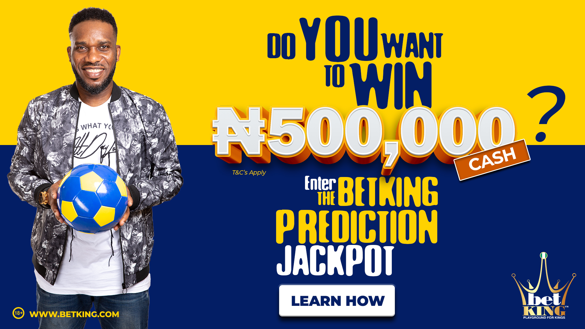 Betking prediction promo