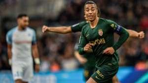 Youri Tielemans Marseille Monaco Ligue 1 13012019