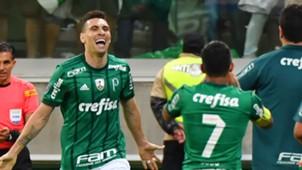 Dudu Moises Palmeiras Barcelona-EQU Libertadores 09082017