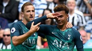Harry Kane Dele Alli Tottenham 2018-19