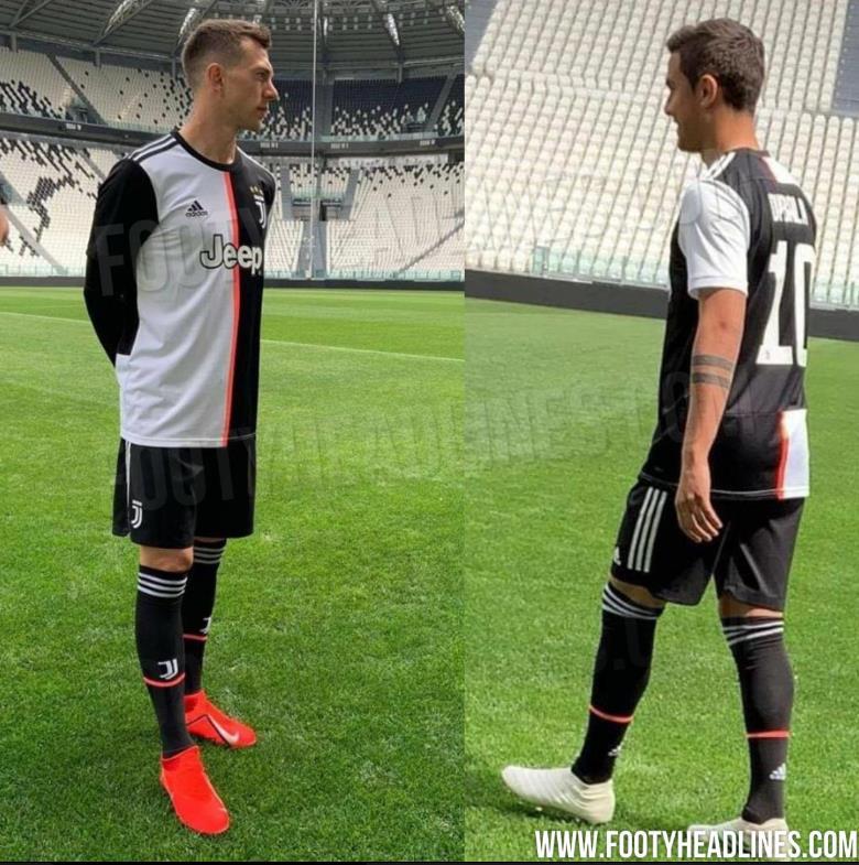 Juventus HOME 19 20