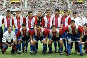 Paraguay 1998