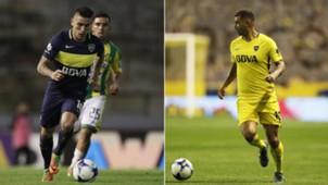 Ricardo Centurion Edwin Cardona Boca 2017