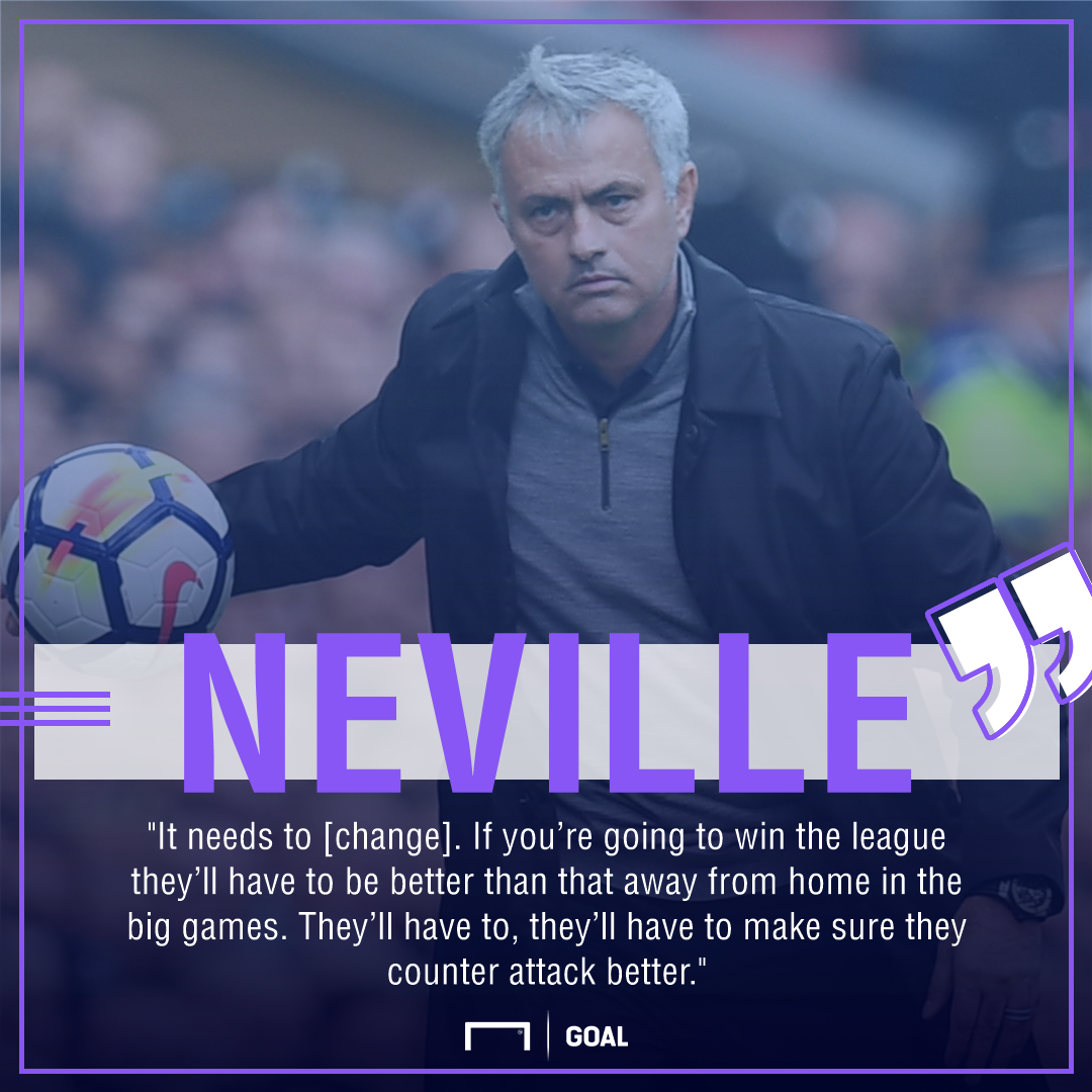 Gary Neville Manchester United title change