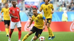 Eden Hazard Belgium WC 2018