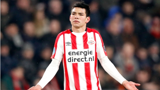 VIDEO: El Tri star Hirving Lozano taken out by PEC goalkeeper