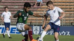 México - Inglaterra Esperanzas de Toulon