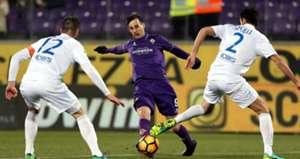 Nikola Kalinic Fiorentina Chievo Coppa Italia