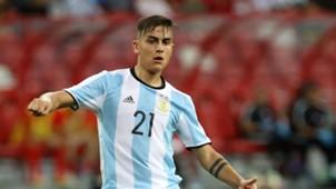 Paolo Dybala Argentina