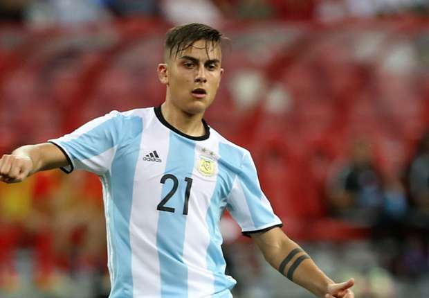 3726f00786e Argentina World Cup Exit  Paulo Dybala in