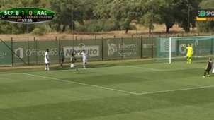 Sporting B Academica 15052017