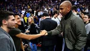 Alexis Sanchez Thierry Henry NBA