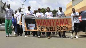 Victor Wanyama of Tottenham.