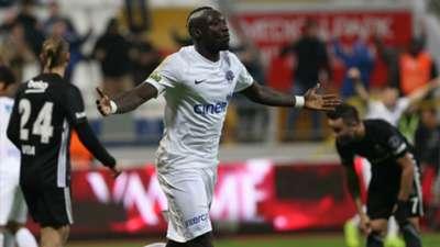 Mbaye Diagne Kasimpasa Besiktas