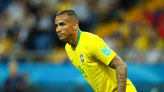 Danilo Brazil vs Switzerland World Cup 2018