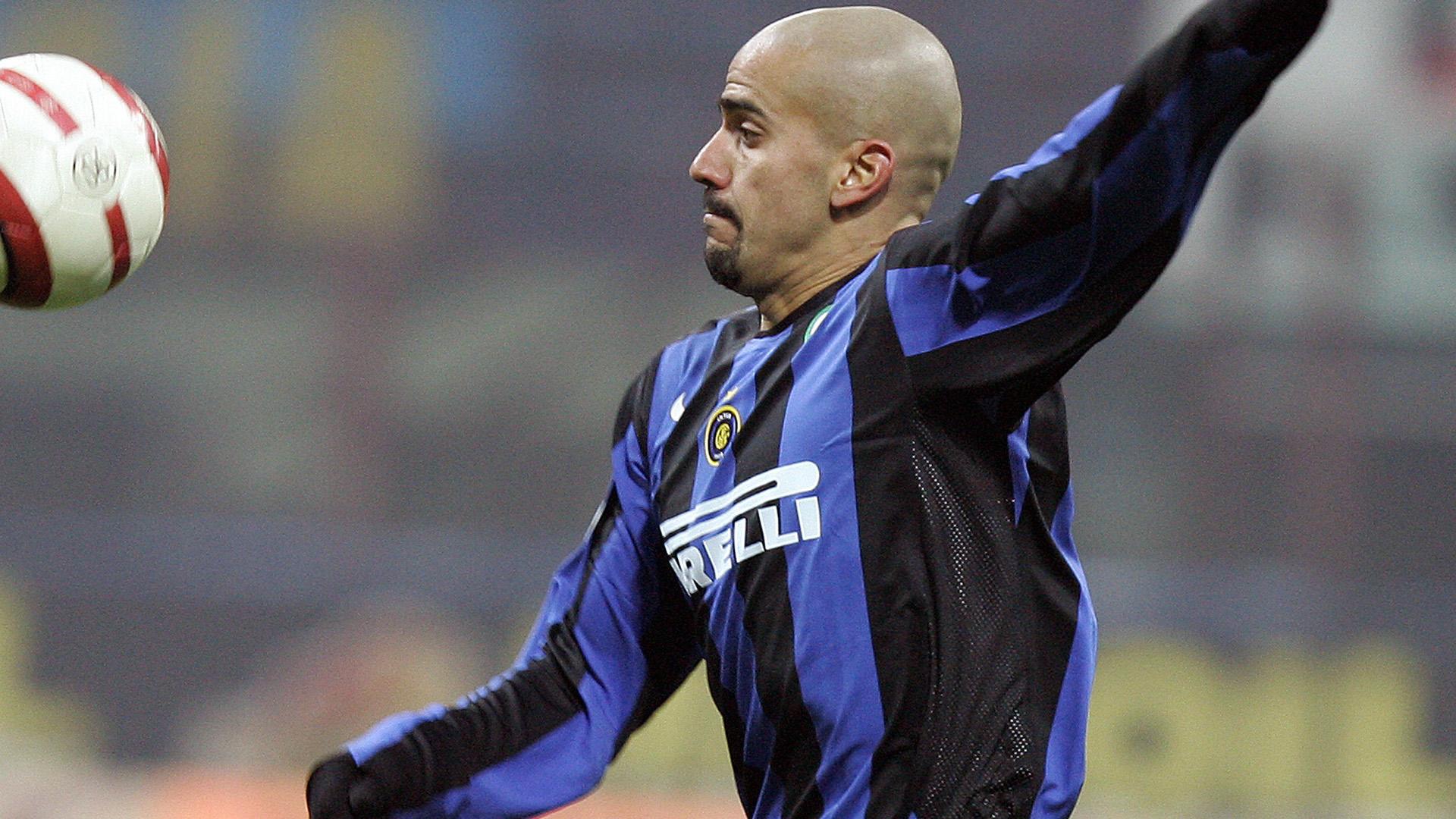 Juan Sebastian Veron Inter