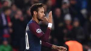 Neymar PSG Anderlecht Champions League 10312017