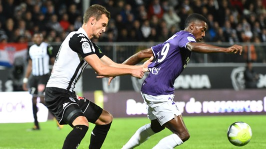 Ismael Traore Angers Toulouse
