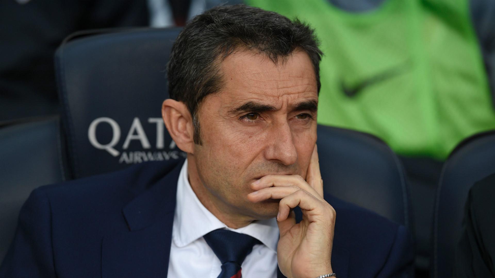 Ernesto Valverde Athletic Club La Liga