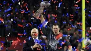 Tom Brady New England Patriots 2017