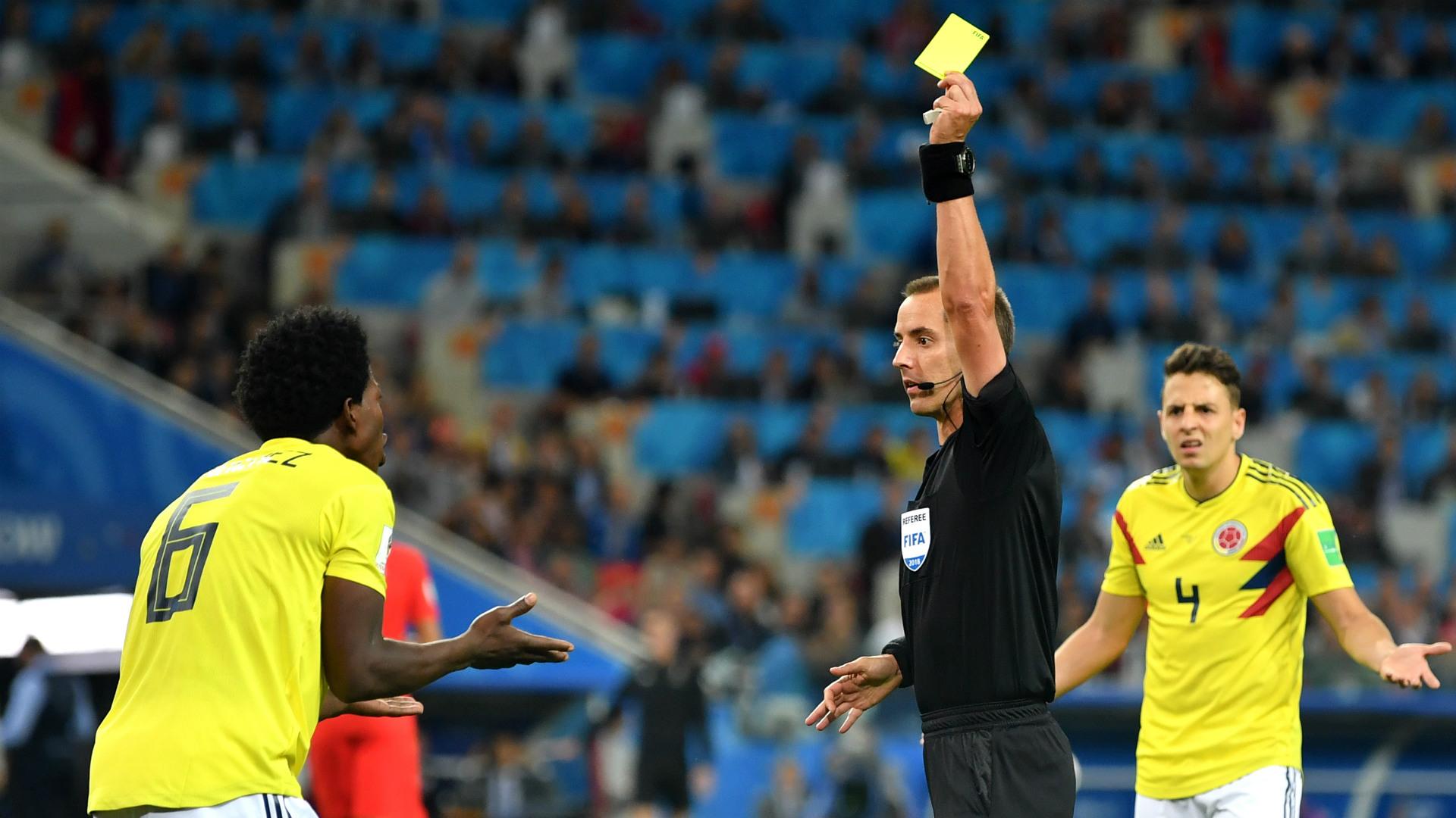 Sanchez Colombia England WC Russia 03072018