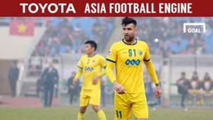 FLC Thanh Hoá AFC Cup 2018