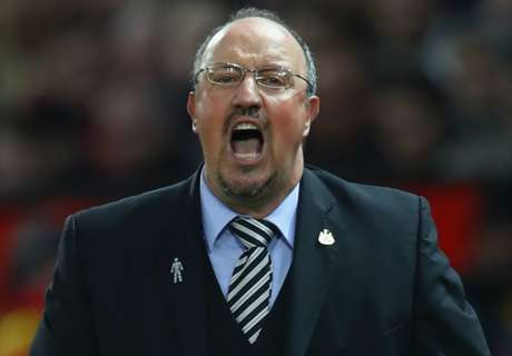 Benitez leaves Newcastle after failing to agree new deal