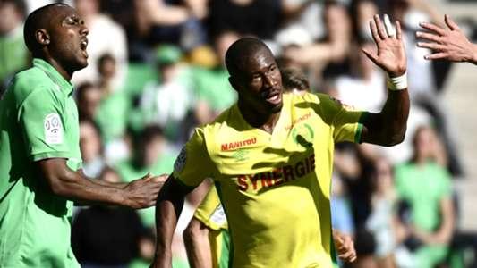 Prejuce Nakoulma Saint-Etienne Nantes Ligue 1 09042017