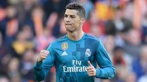 Ronaldo Valencia Real Madrid 01272018