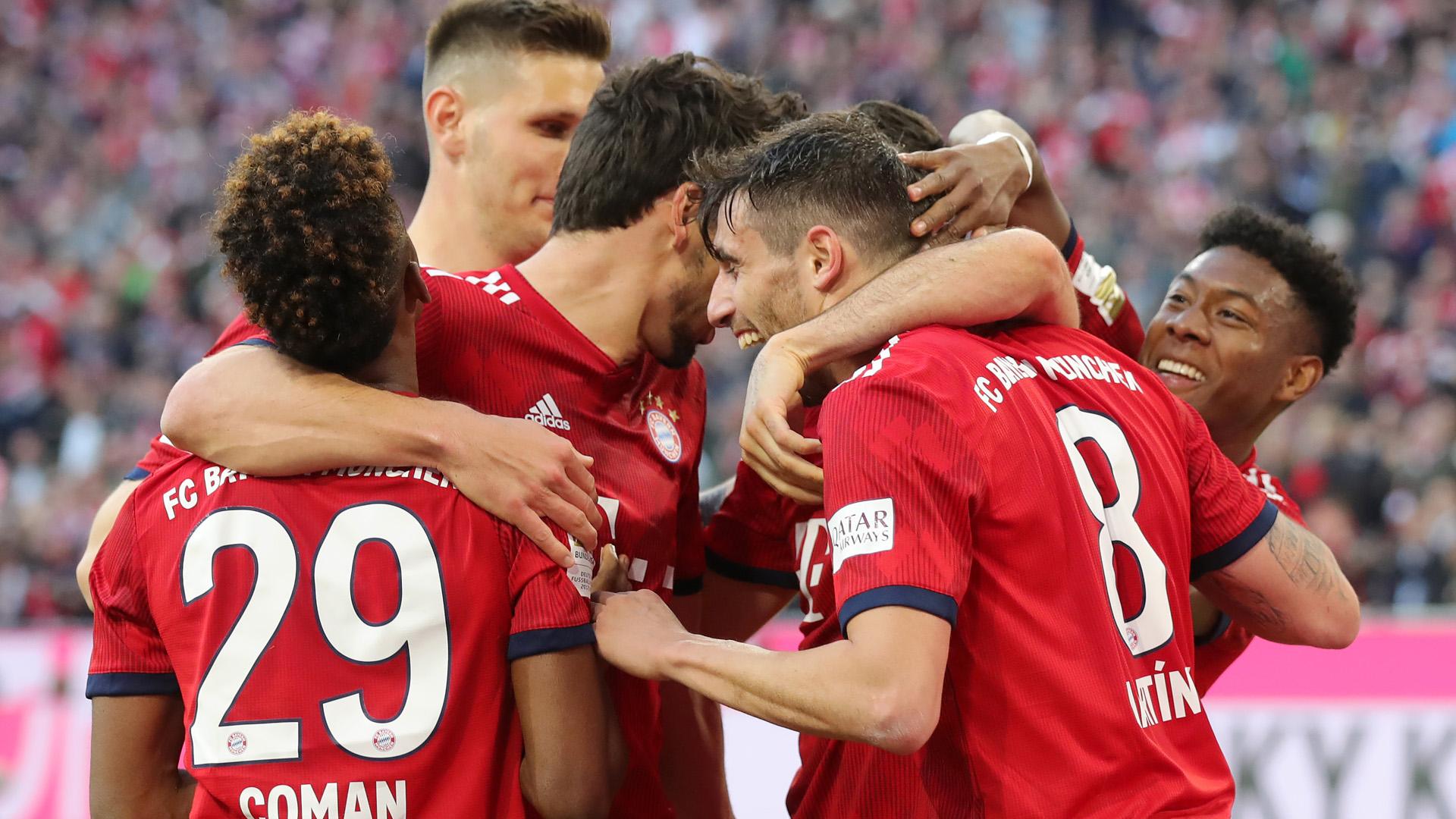 Fc Bayern Bvb Dortmund