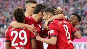 FC Bayern Dortmund 06042019