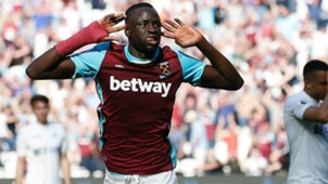 Cheikhou Kouyate West Ham Premier League