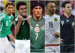 Naturalizados en la historia de la Selección mexicana 111018