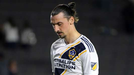 Zlatan Ibrahimovic MLS LA Galaxy 04082018