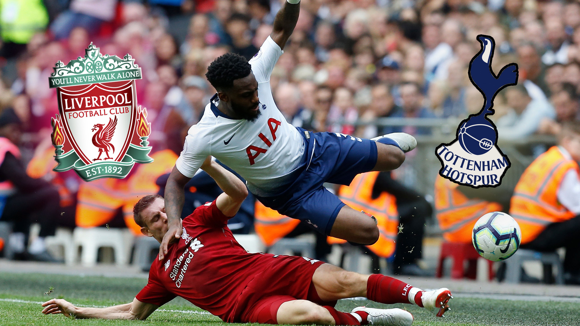 GFX FC Liverpool Tottenham 2019