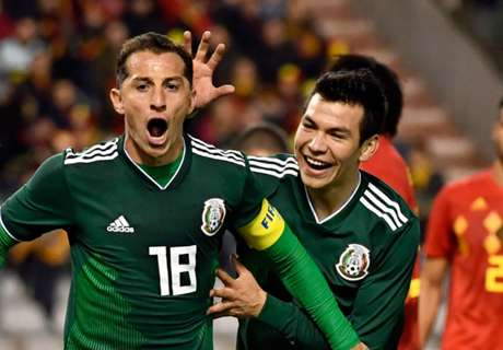 Who are Mexico's World Cup 2018 group stage opponents?