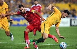 Australia Syria 2018 FIFA World Cup qualification