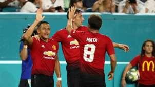 Alexis Sánchez Manchester United