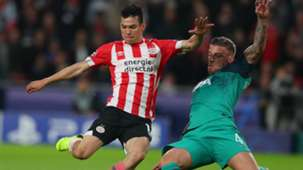 Hirving Lozano PSV Champions League