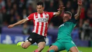 Hirving Lozano PSV Champions League