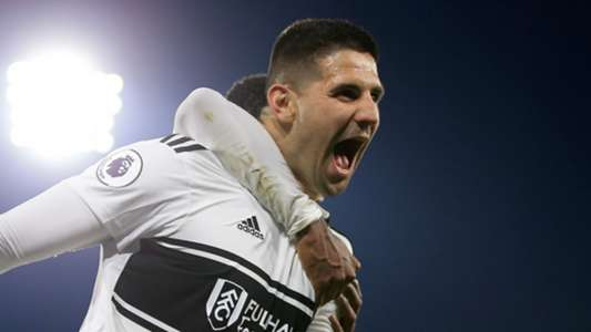 Aleksandar Mitrovic Fulham Southampton